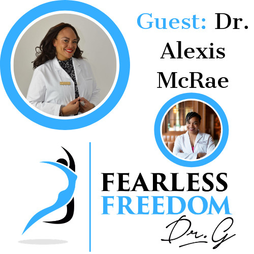 Dr  Alexis McRae - CEO Your Best You Medical Spa and