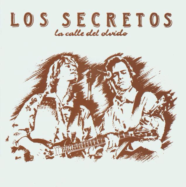 Los Secretos La calle del olvido album cover
