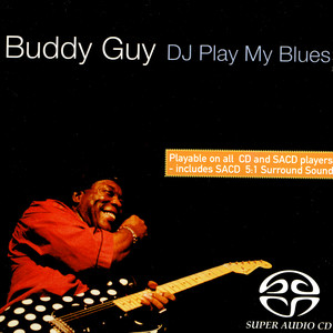 D.J. Play My Blues album