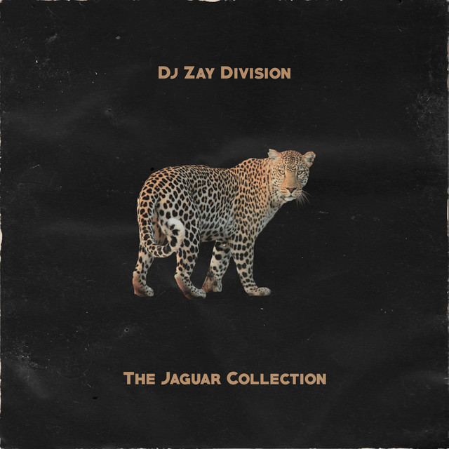 Album cover for The Jaguar Collection by Dj Zay Division