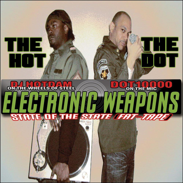 Electronic Weapons by Dot10000 & Dj Hotdam on Spotify