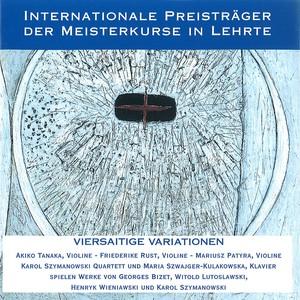 Karol Szymanowski Quartett