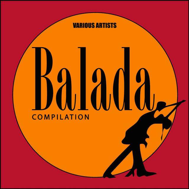 Album cover for Balada Compilation by Various Artists