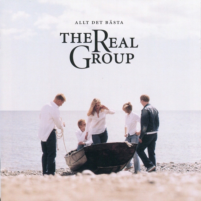 Album cover for Allt Det Bästa by The Real Group