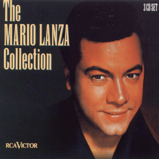 Mario Lanza - Arrivederci Roma (featured in