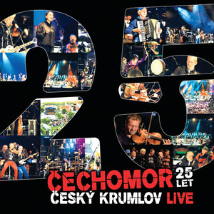 Čechomor - 25 let - Cesky Krumlov Live