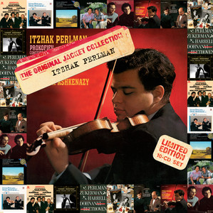 Itzhak Perlman - Original Jacket Collection Albumcover
