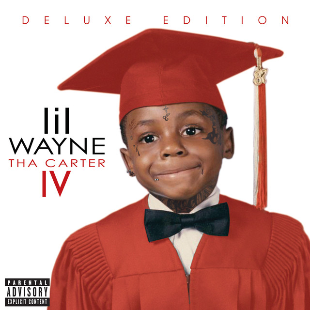 Tha Carter IV (Japan Version)