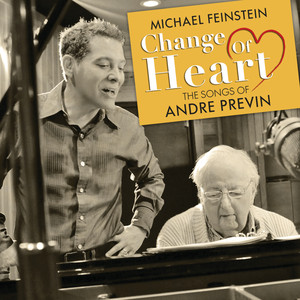 Change of Heart: The Songs of Andre Previn album