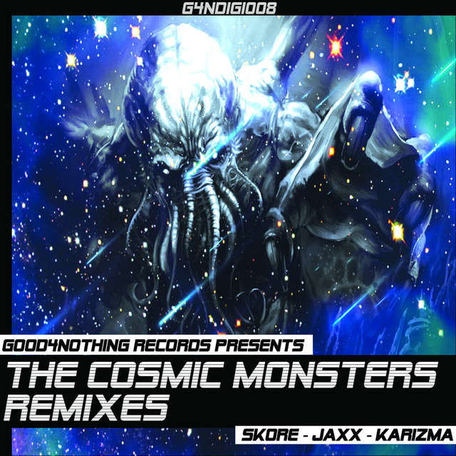 The Cosmic Monsters Remixes