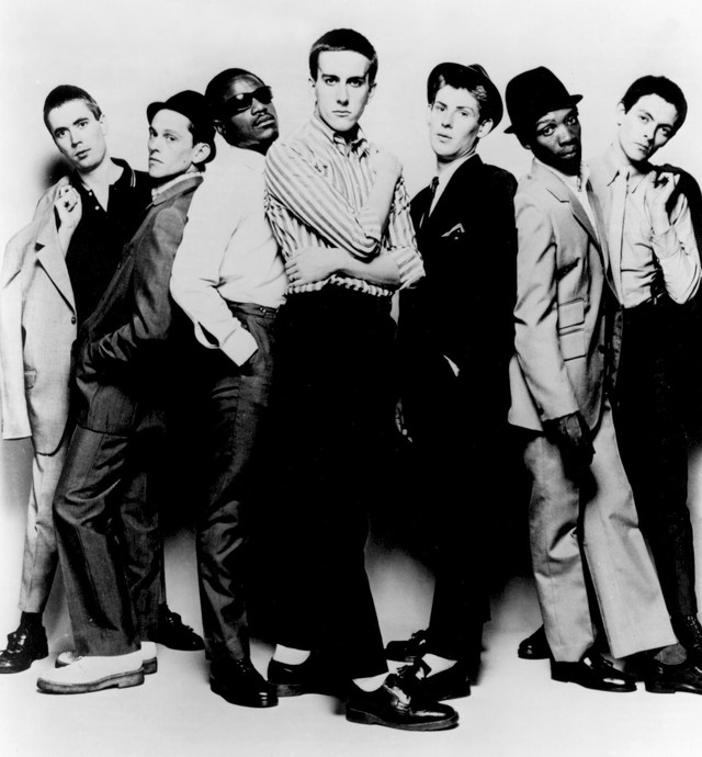 The Specials, Buscemi Ghost Town cover