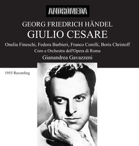 Handel: Giulio Cesare Albümü