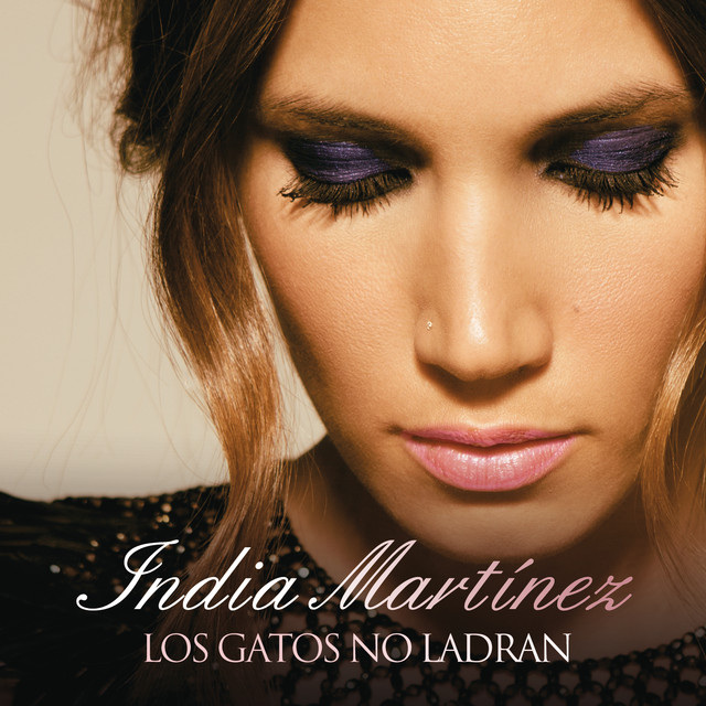 India Martínez Los Gatos No Ladran album cover