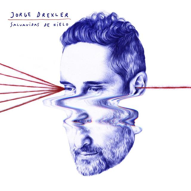 Album cover for Salvavidas de hielo by Jorge Drexler