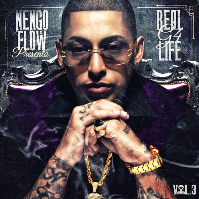 Album cover for Real G4 Life Vol. 3 by Nengo Flow