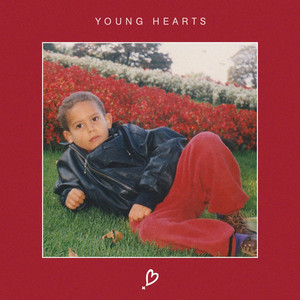 Album cover for Young Hearts by NoMBe