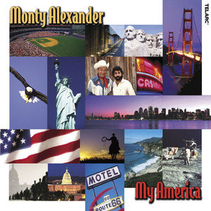 Monty Alexander Straighten Up And Fly Right cover