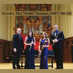 "Handel: The ""Halle"" Sonatas, Hwv 380-385 Albümü"