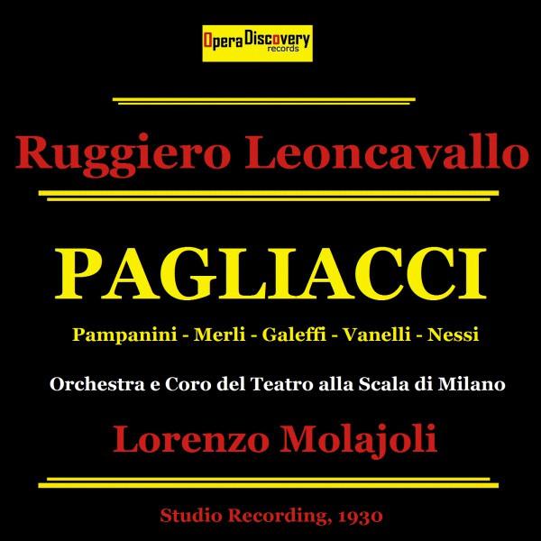 Leoncavallo: Pagliacci (Remastered)