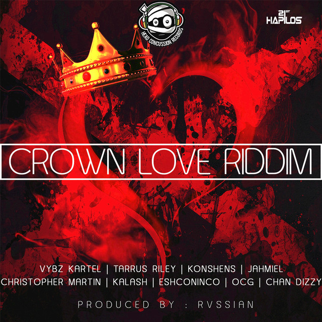 Album cover for Crown Love Riddim by Various Artists
