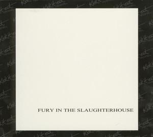 Fury in the Slaughterhouse album