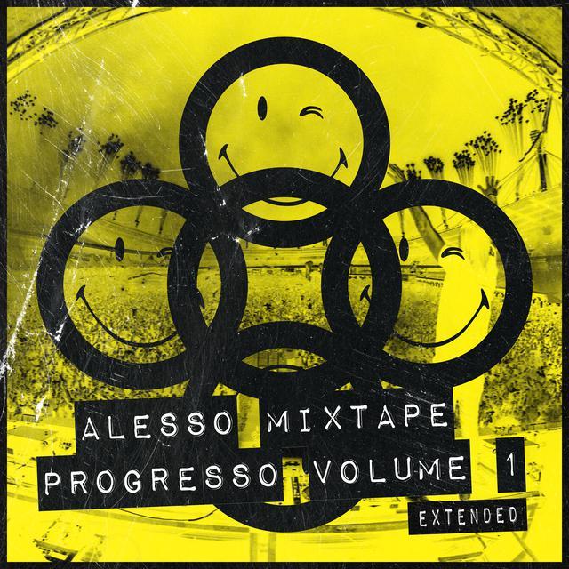 ALESSO MIXTAPE - PROGRESSO VOLUME 1