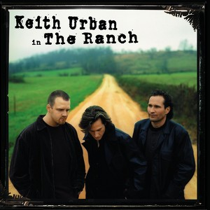 Keith Urban In The Ranch Albumcover