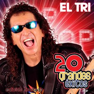 El Tri, Alejandro Lora, Chuck Jhonson and Souza, Richard Kapplan El Rey cover