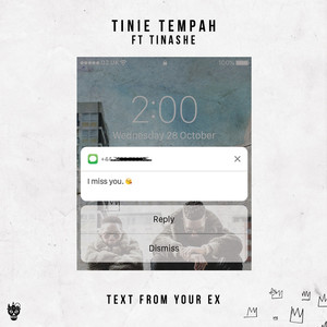 Text From Your Ex (feat. Tinashe) [Billon Remix]