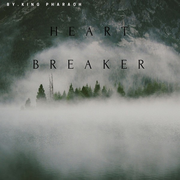 Album cover for Heart Breaker by King Pharaoh
