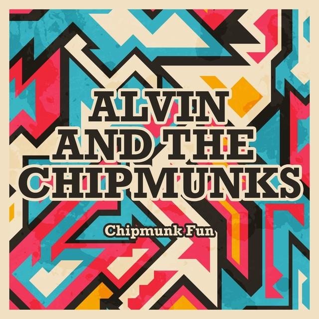 Chipmunk Fun Albumcover