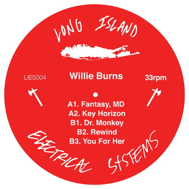 Willie Burns on Spotify