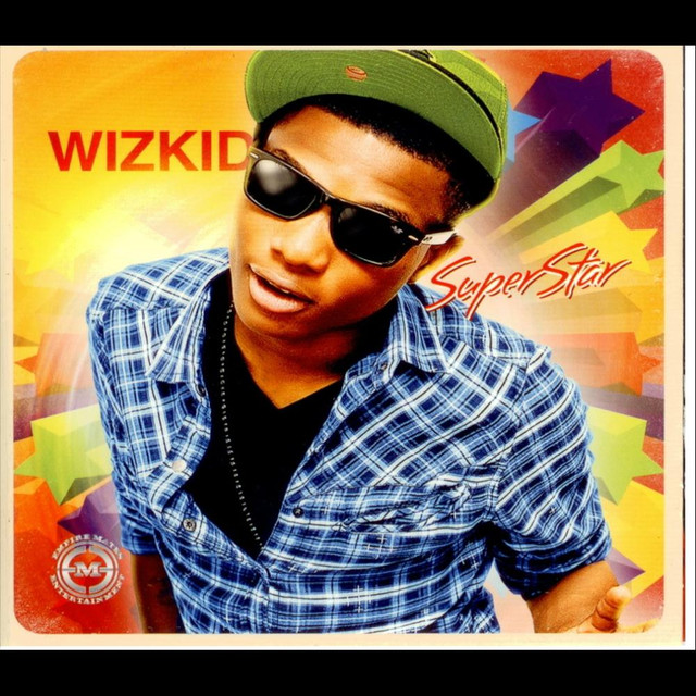 WizKid Superstar album cover