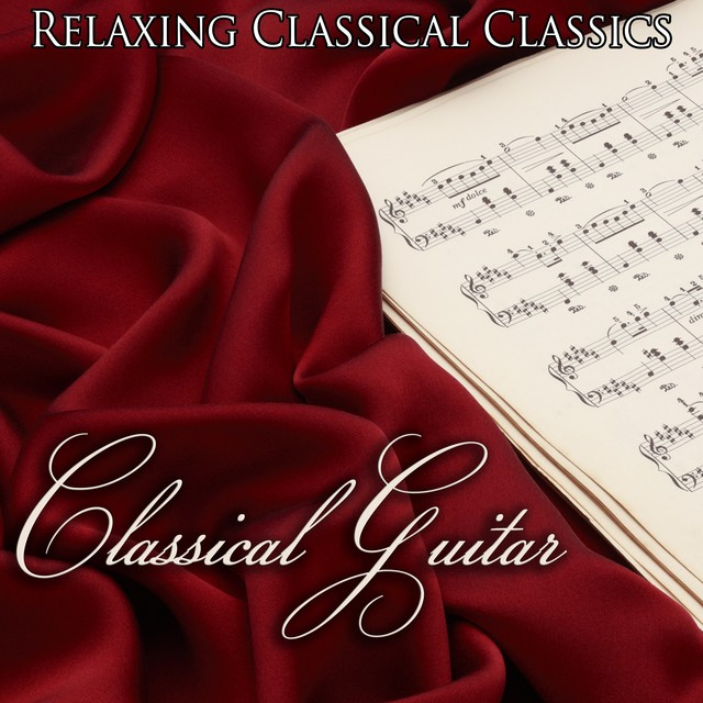 Classical Guitar (Relaxing Classical Classics) Albumcover