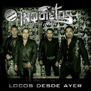 Locos Desde Ayer Albumcover