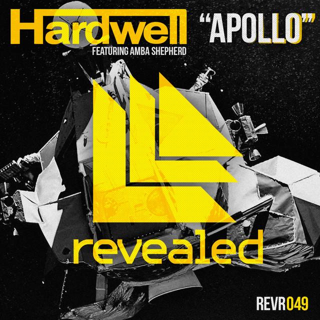 Hardwell, Amba Shepherd Apollo album cover
