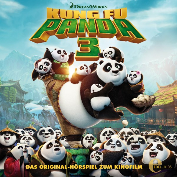 Kung Fu Panda 3 (Das Original-Hörspiel zum Kinofilm)