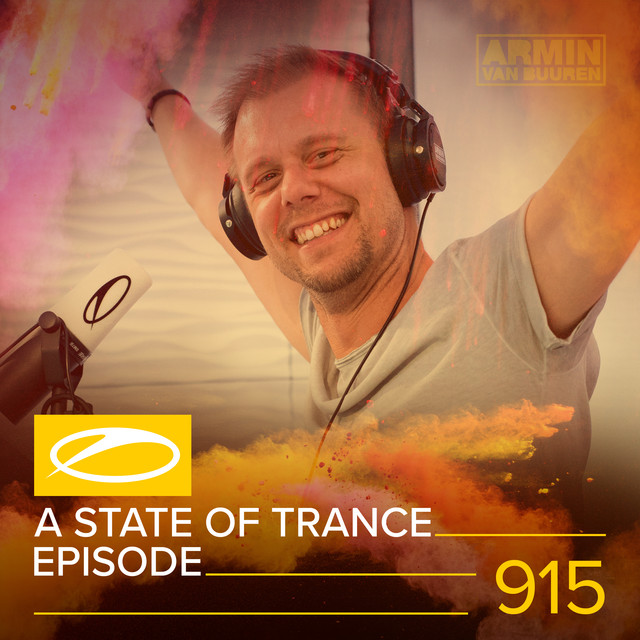 Album cover for ASOT 915 - A State Of Trance 915 by Armin van Buuren, Armin van Buuren ASOT Radio
