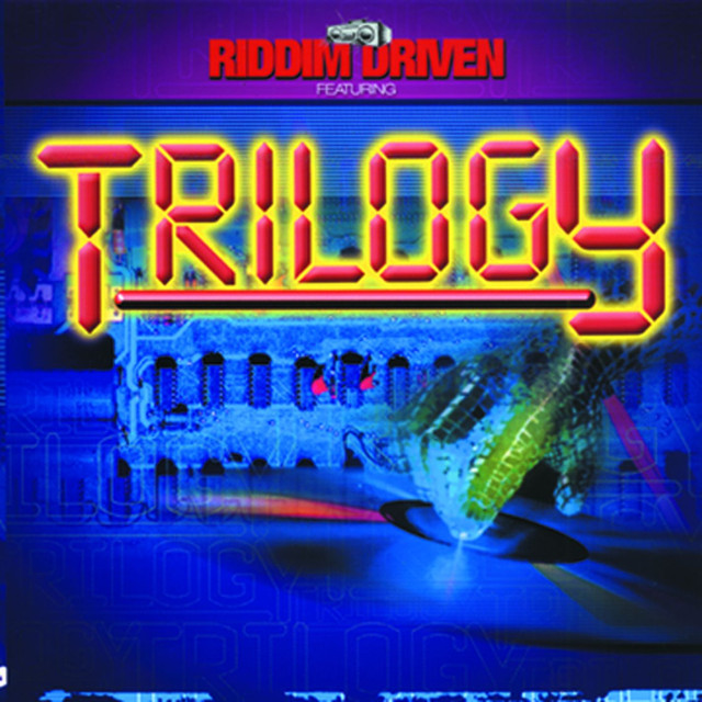 Various Artists Riddim Driven: Trilogy album cover