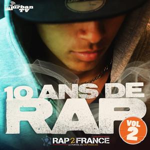 10 Ans de Rap (vol.2)