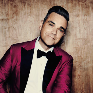 Robbie Williams Revolution cover
