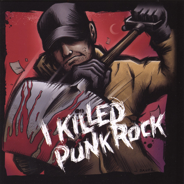 Various Artists I Killed Punk Rock album cover