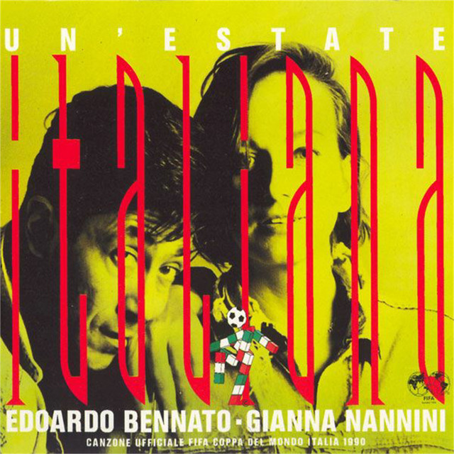 Un'estate italiana - Single Version