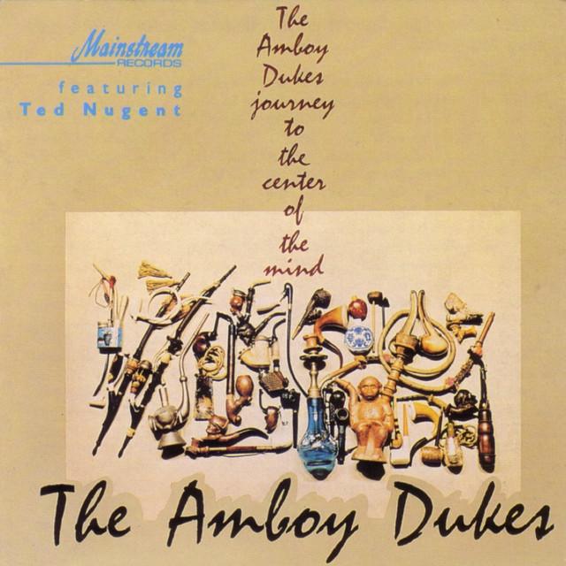 The Amboy Dukes Marriage On The Rocks Rock Bottom