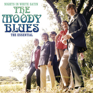 The Moody Blues Love and Beauty cover