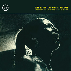 Billie Holiday Live album