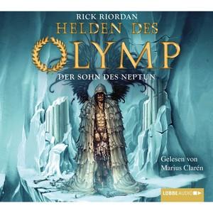 Helden des Olymp - Der Sohn des Neptun Audiobook