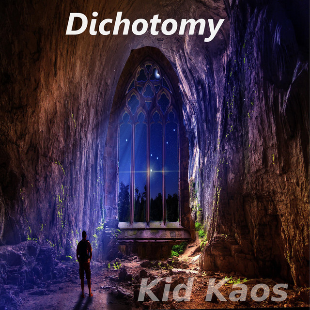 Album cover for Dichotomy by Kid Kaos