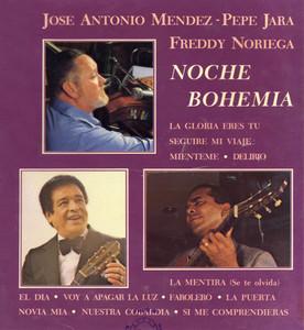 José Antonio Méndez.