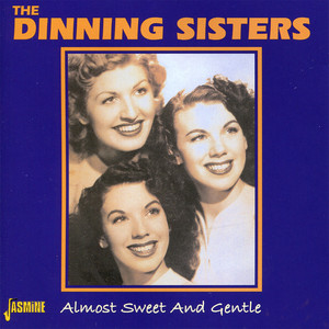 The Dinning Sisters San Antonio Rose cover